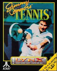 Jimmy Connors Pro Tennis Tour per Atari Lynx