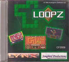 Loopz per Atari Lynx