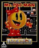 Ms Pac-Man per Atari Lynx