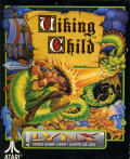 Prophecy: The Viking Child per Atari Lynx
