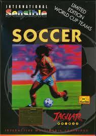 Sensible Soccer per Atari Jaguar