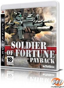 Soldier of Fortune: PayBack per PlayStation 3