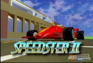 Speedster II per Atari Jaguar
