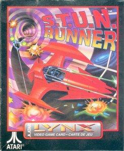 STUN Runner per Atari Lynx