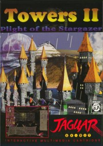 Towers 2 per Atari Jaguar