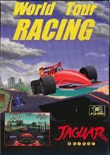 World Tour Racing per Atari Jaguar