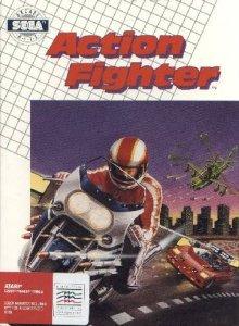 Action Fighter per Atari ST