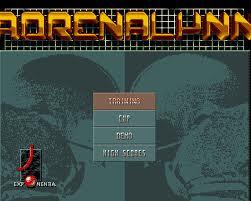 Adrenalynn per Atari ST