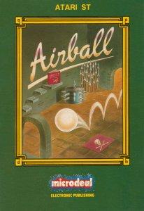 Airball per Atari ST