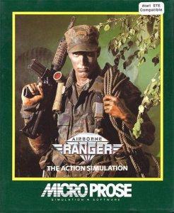 Airborne Ranger per Atari ST