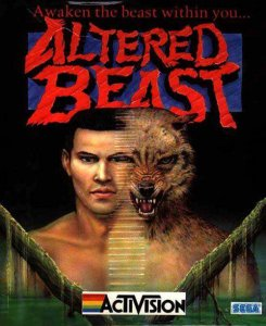 Altered Beast per Atari ST