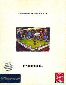 Archer Maclean's Pool per Atari ST