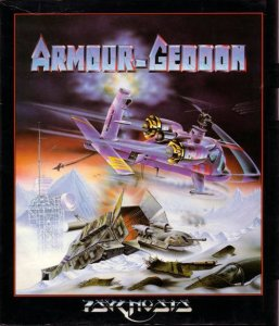 Armour-Geddon per Atari ST