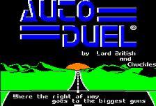 Autoduel per Atari ST