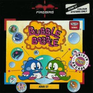 Bubble Bobble per Atari ST