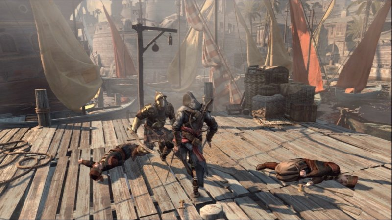 Comic-Con 2011 - Ubisoft parla di Assassin's Creed