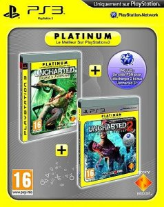 Uncharted Collection per PlayStation 3
