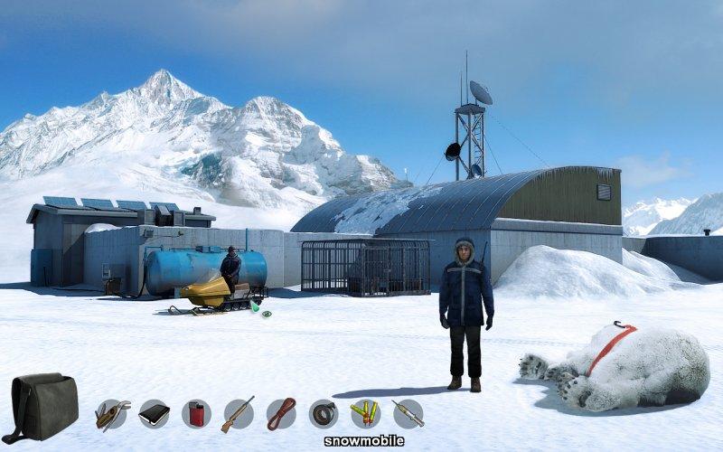 Terrore tra i ghiacci