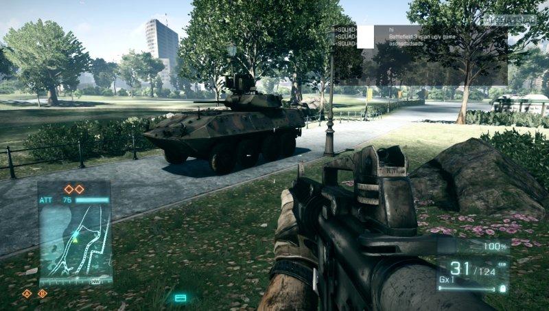 Una console in guerra