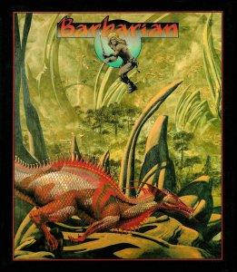 Barbarian per Atari ST