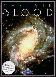 Captain Blood per Atari ST
