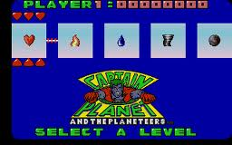 Captain Planet And The Planeteers per Atari ST
