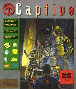Captive per Atari ST