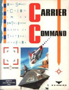 Carrier Command per Atari ST
