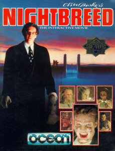 Clive Barker's Nightbreed: The Interactive Movie per Atari ST