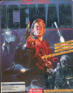 Codename: ICEMAN per Atari ST