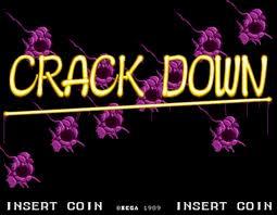 Crack Down per Atari ST
