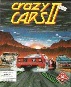 Crazy Cars II per Atari ST