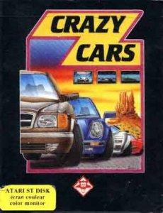 Crazy Cars per Atari ST