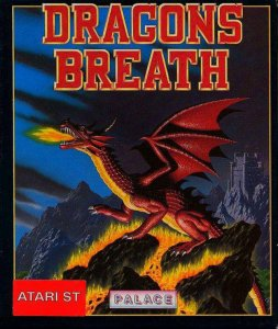 Dragon Lord per Atari ST