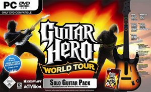 Guitar Hero: World Tour per PC Windows
