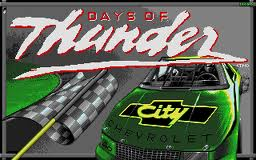 Days of Thunder per Atari ST