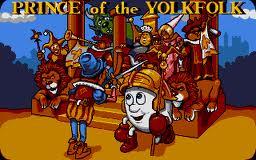 Dizzy: Prince of the Yolkfolk per Atari ST
