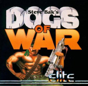 Dogs of War per Atari ST