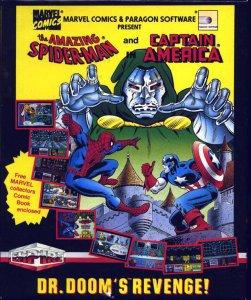 Dr. Doom's Revenge! per Atari ST