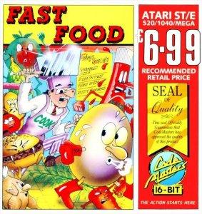 Fast Food per Atari ST