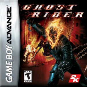 Ghost Rider per Game Boy Advance