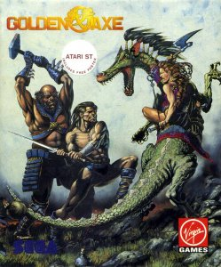 Golden Axe per Atari ST