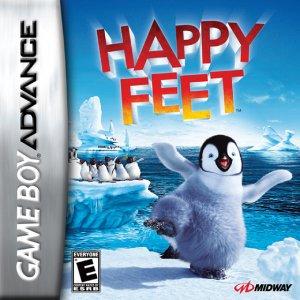 Happy Feet per Game Boy Advance