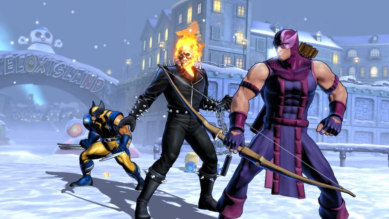 Ultimate Marvel Vs. Capcom 3 in uscita oggi