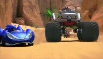 Sonic & Sega All-Stars Racing - Trailer