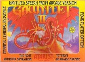Gauntlet II per Atari ST