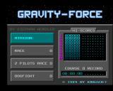 Gravity Force per Atari ST