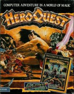 Hero Quest per Atari ST