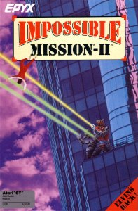 Impossible Mission II per Atari ST