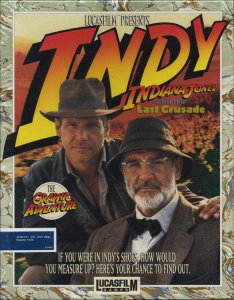 Indiana Jones And The Last Crusade per Atari ST